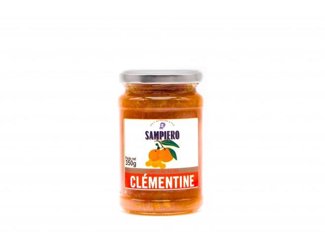 confiture clementine