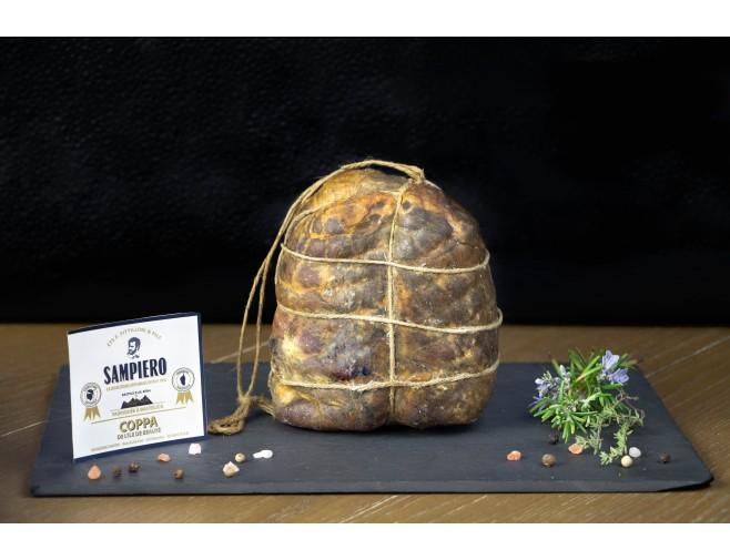 COPPA DE L'ÎLE DE BEAUTÉ FUMÉE SAMPIERO